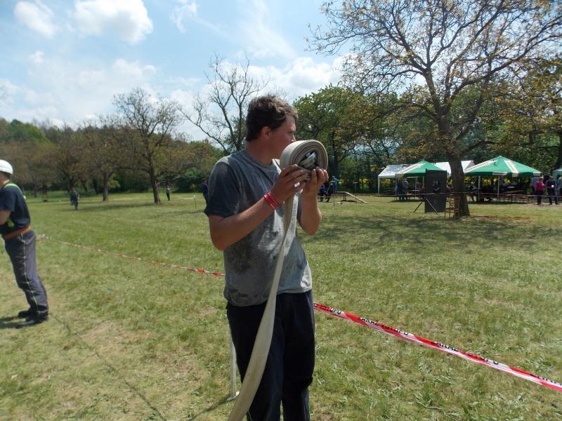Okrskové cvičení  Chloumek 2016