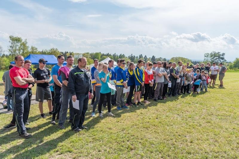 Okrskové cvičení Boháňka/Skála 13. 5. 2017