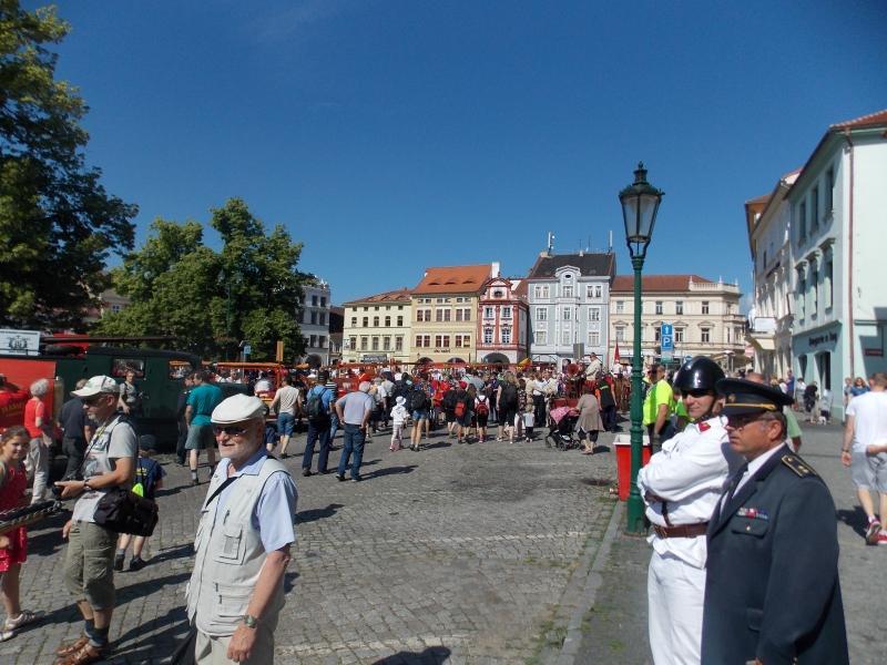Hasičské slavnosti Litoměřice 2017