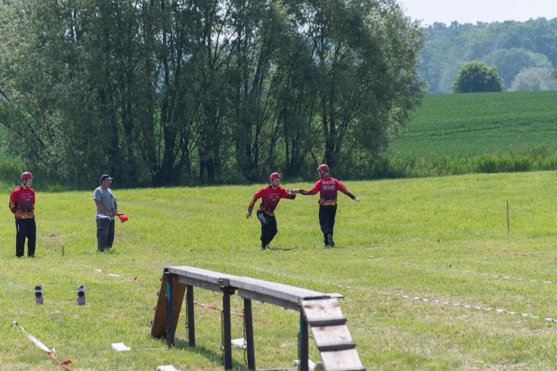 Okrskové cvičení Třebnouševes 2018