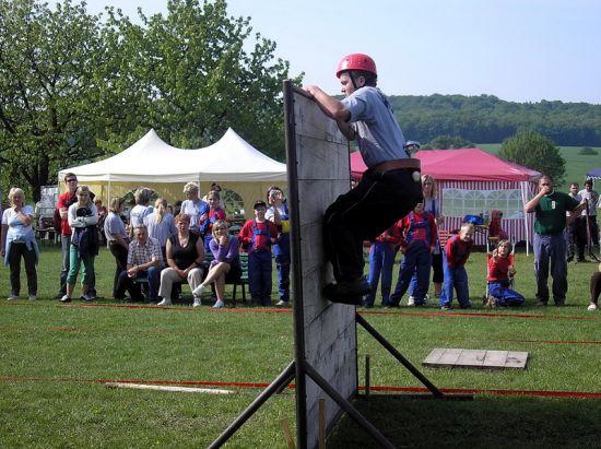okrskové cvičení Třebnouševes 2009