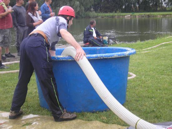 cvičení o pohár starosty Sadová 2009