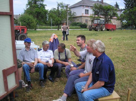 okrskové cvičení Boháňka 2007