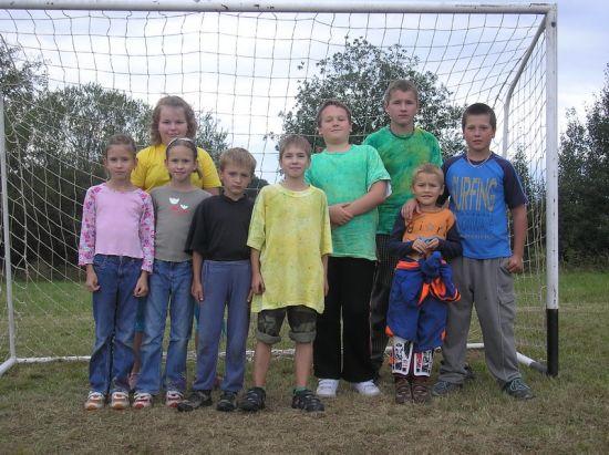Fotbal - ročník 2007