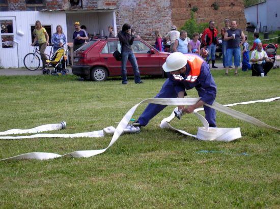 okrskové cvičení Třebovětice 2008
