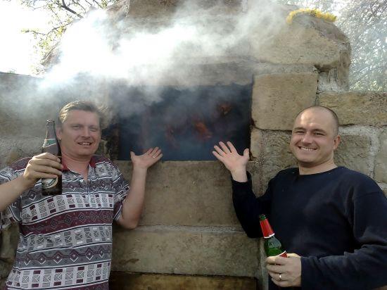 pálení čarodejnic na Votuzi