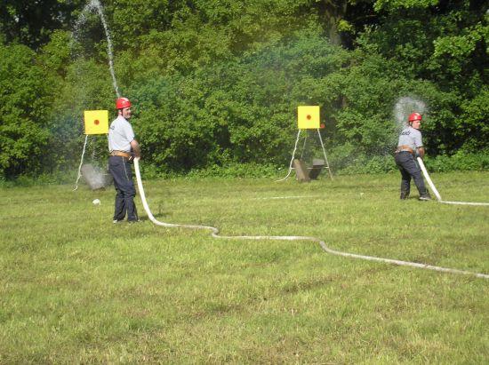 okrskové cvičení Rašín 2010