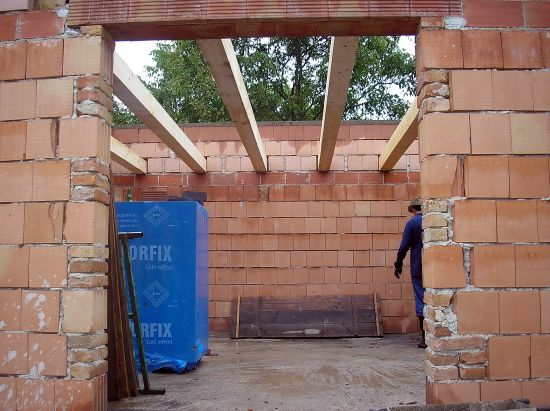 Rekonstrukce zázemí SDH Votuz 2010