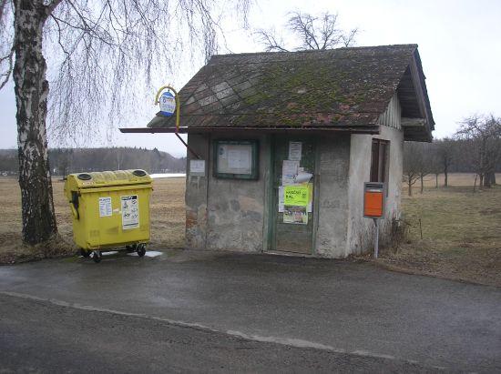 Důležitá oprava zastávky autobusu