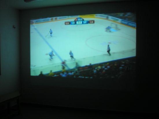 SDH Votuz fandí hokeji...