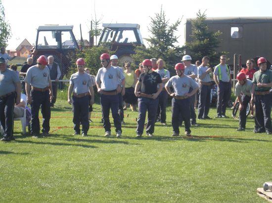 okrskové cvičení Cerekvice 2011
