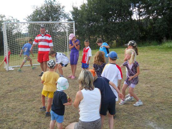 Fotbal - 5.ročník 2011