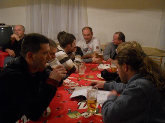 Výroční valná hromada 2011  SDH Votuz