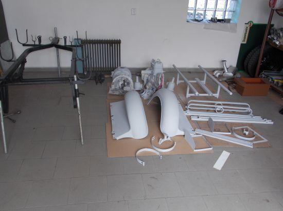 Rekonstrukce Stratílka