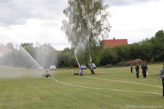 O pohár starosty obce Sadová 2014