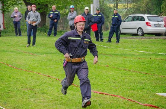 Okrskové cvičení Třebovětice 2015